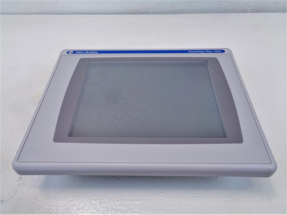 Allen Bradley PanelView Plus 1000 Color Touch Display Module
