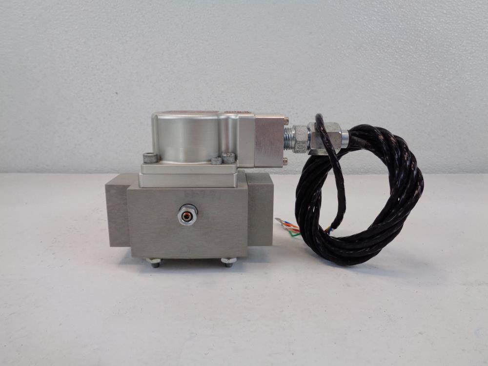 Moog Mechanical Feedback Servo Valve G771K200A, Type H19FOFA4V14
