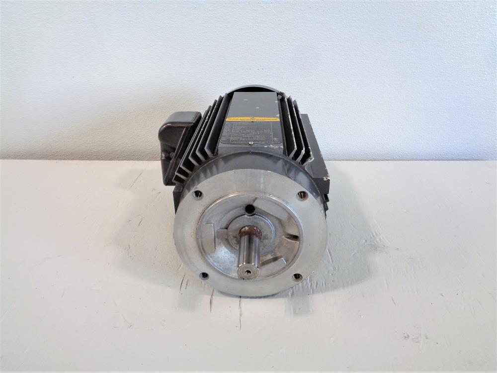 Baldor Reliance Industrial Motor 3HP 1680RPM 230/460V, B79C0952, 75J049W075