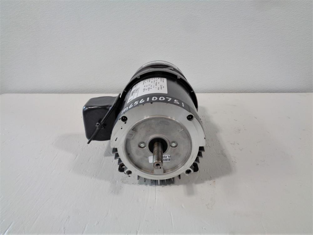 US Motors Shur Stop 3 lb-ft Electric Brake 105631106003 w/ Nidec .75HP Motor