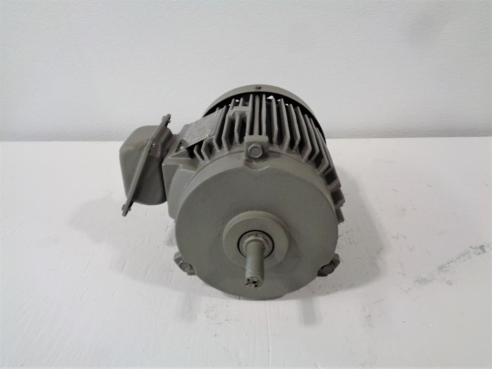 Toshiba .75HP, 1754RPM High Efficiency 3-Phase Induction Motor B3/44FMF2AOZ