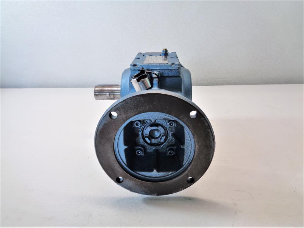 Sew-Eurodrive Gearbox 44.22 Ratio, 1750RPM, Type S57AM56