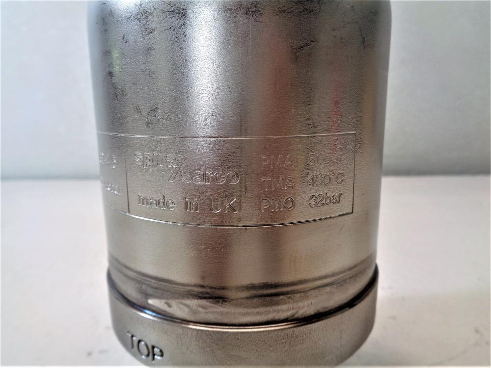 Spirax Sarco Sealed Stainless Ball Float Steam Trap UFT32-4.5