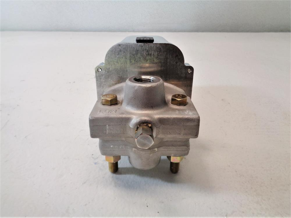 Foxboro 0 - 350 PSI Differential Pressure Transmitter 11DM-BS2