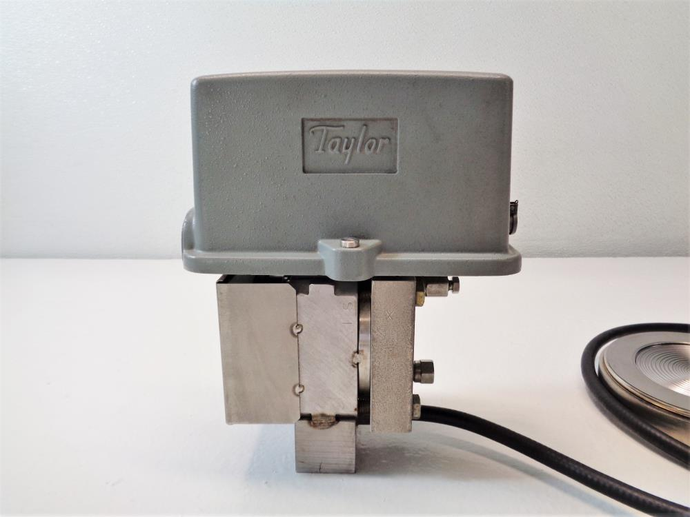 Taylor Transmitter with Diaphragm Seal X363TD007675725S