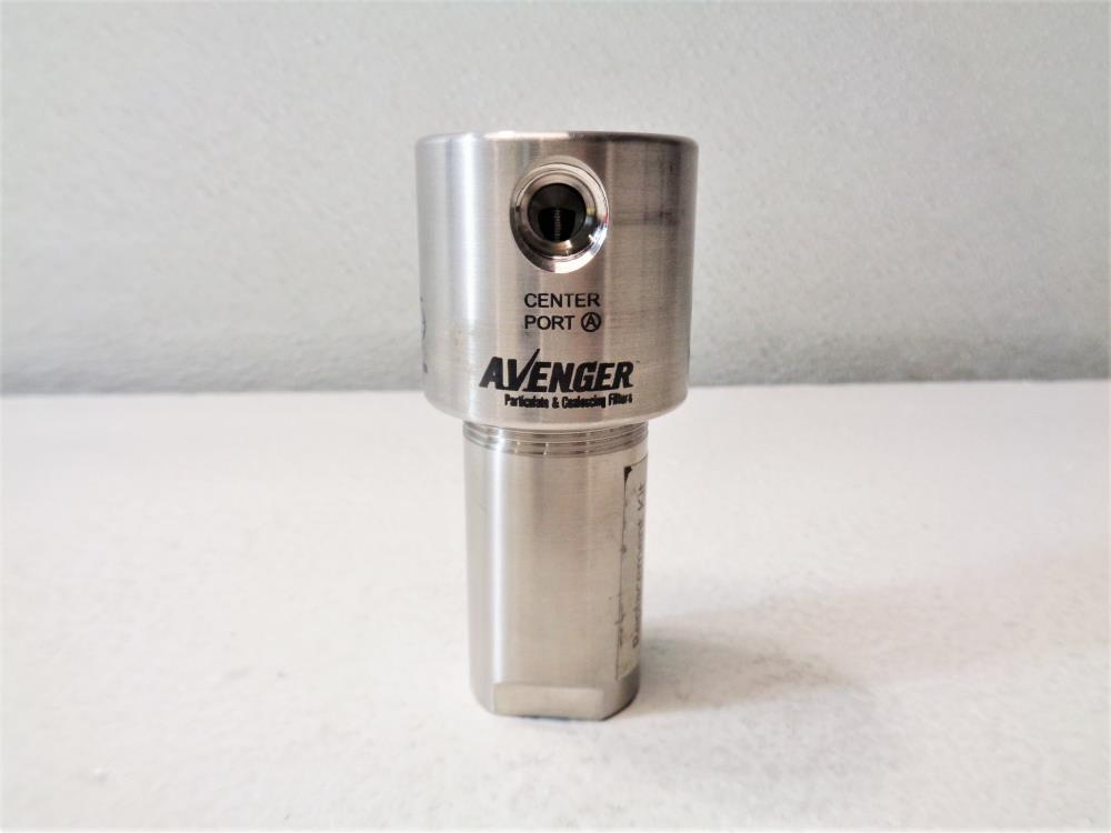 Avenger Model 91 Particulate and Coalescing Filter 3750 PSIG