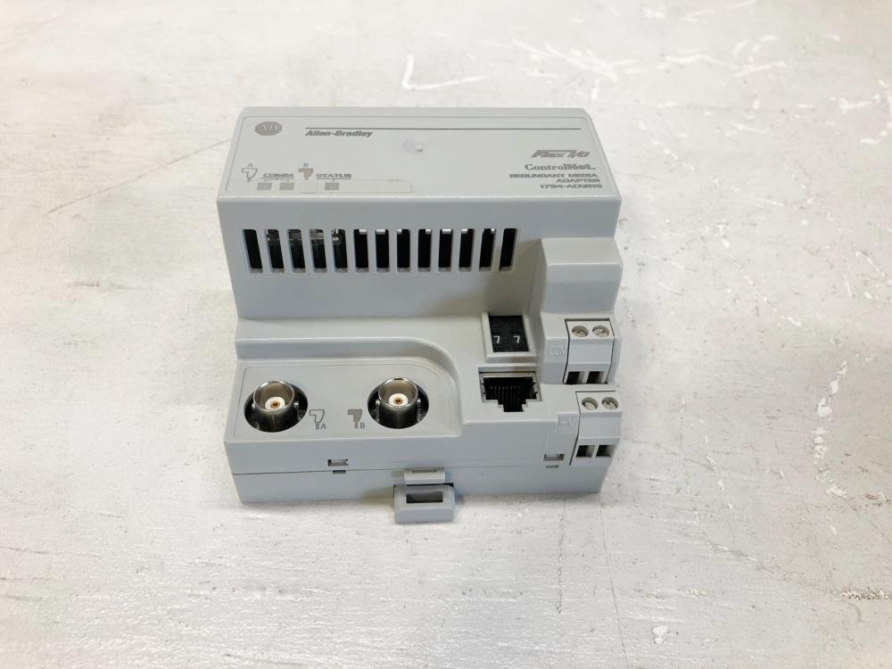 Allen Bradley 1794-ACNR15 Flex I/O ControlNet Redundant Media Adapter