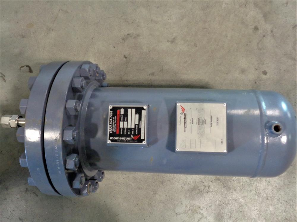 Momentum Engineered Systems Heat Exchanger MPLC00-0260-CS-10-0001