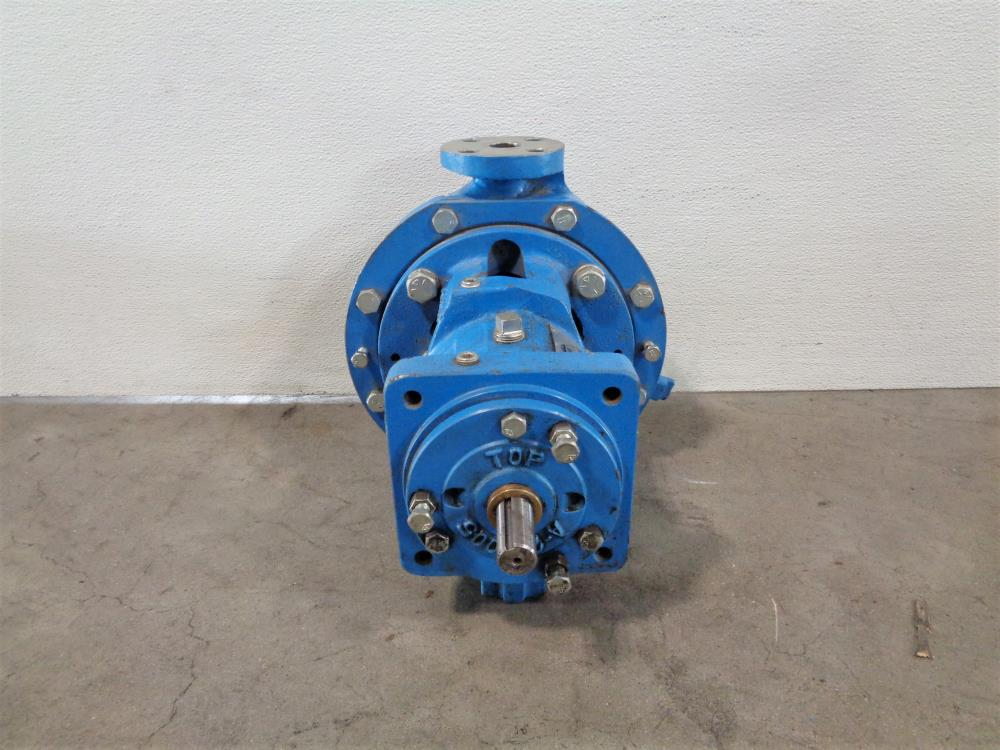 "Summit ANSI Chemical Pump 2196, Size 1"" x 1.5"" - 6"