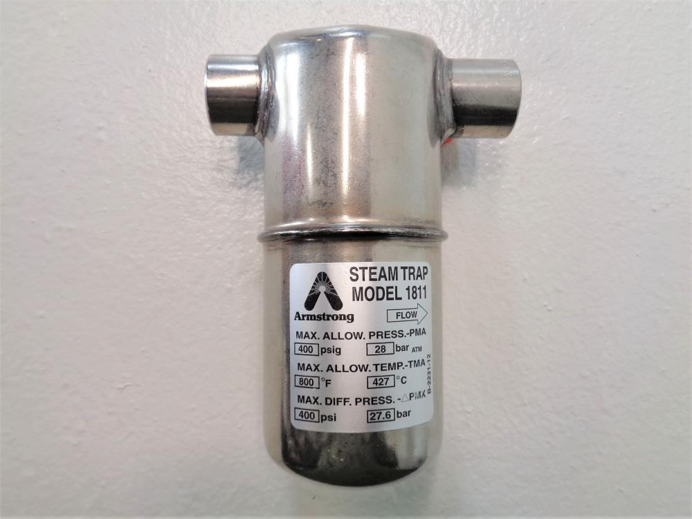 Armstrong 1811 Inverted Bucket Steam Trap