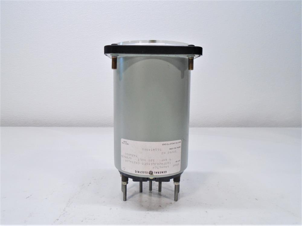 General Electric AB40 Varmeter 50-103742AJLE1BCD CW216.48