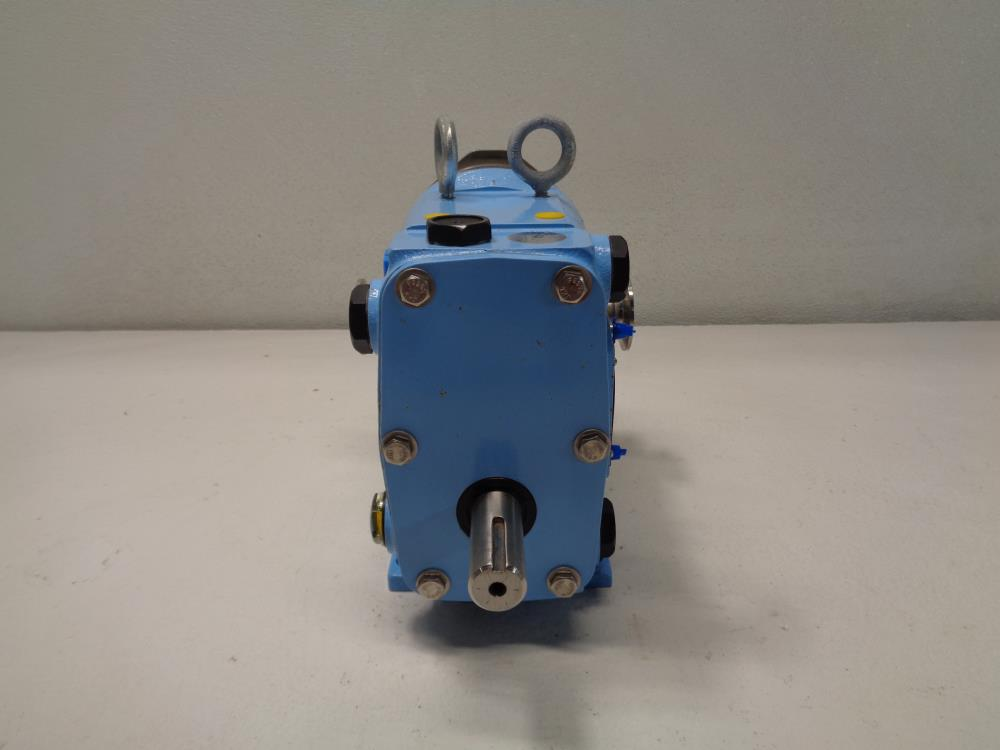"SPX Waukesha 1"" Rotary Positive Displacement Pump, 316 Stainless Steel, 006U2"