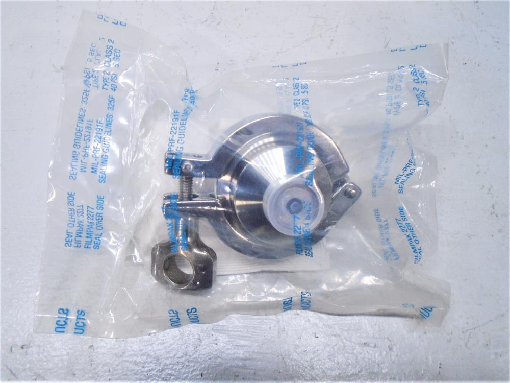 Nicholson Sanitary Thermostatic Steam Trap Type 204, CDS Series, Stainless Steel