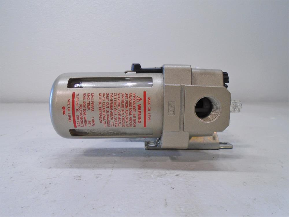 SMC Filter Regulator Lubricator Assembly AC40-04DE, AF40-04D, AR40-04E, AL40-04