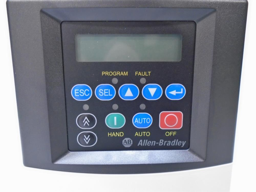 Allen Bradley 20HP Powerflex 400 Frequency AC Drive, 22C-D030N103