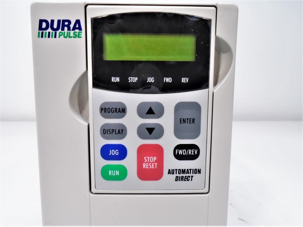 Dura Pulse 3 HP, 460V, 3 PH AC Drive, GS3-43P0+W14170004