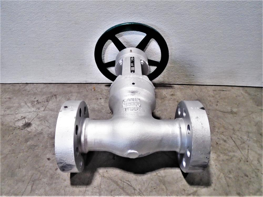 "Xanik 2"" 2500# WCB Gate Valve, Fig# 2""-BP25J-WCB-5-F-H"