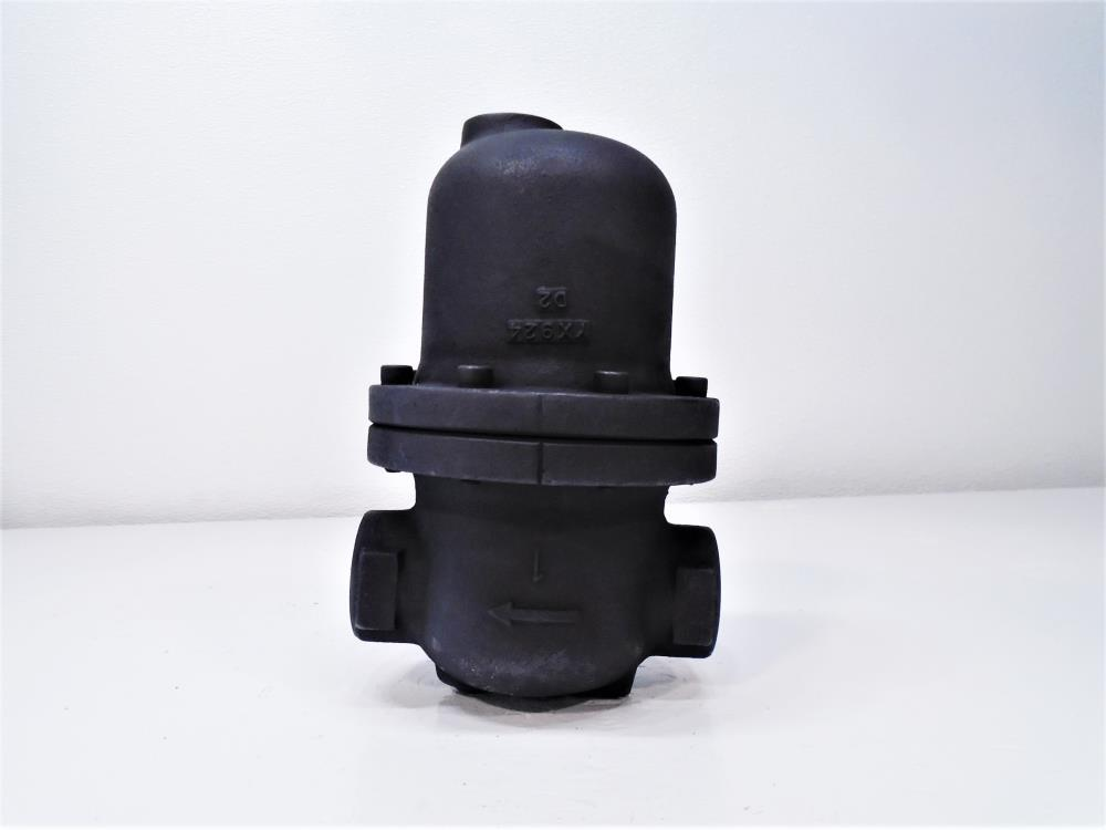 "Armstrong DS-1 Drain Separator, 1"" NPT, 300 PSIG, Ductile Iron"
