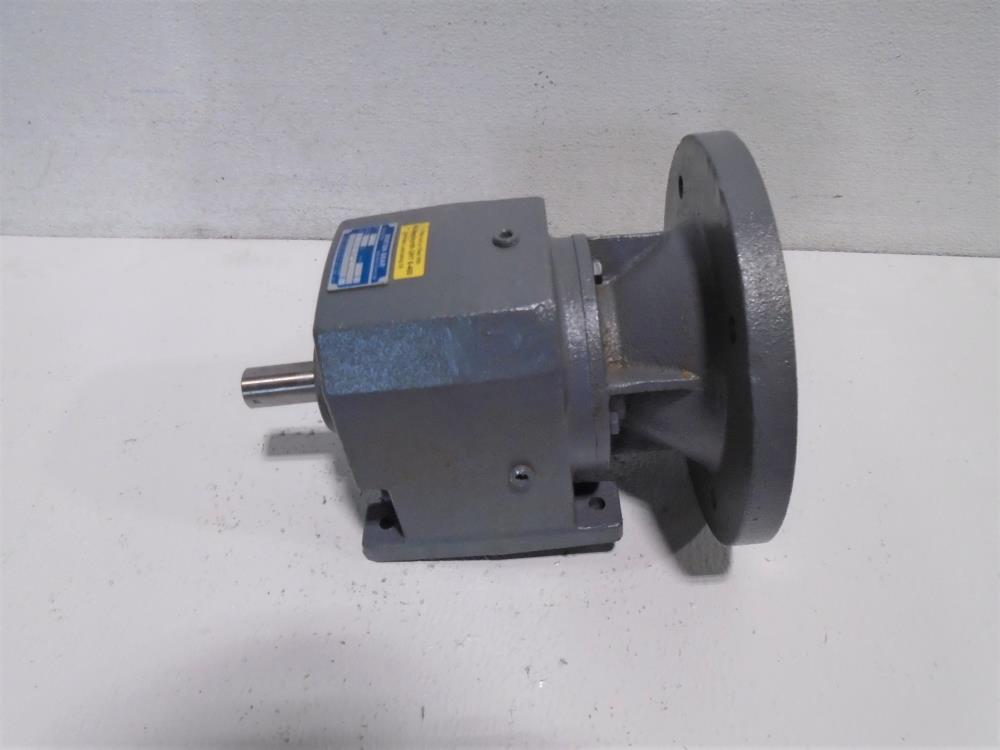 Boston Gear Speed Reducer, Ratio 5.64 : 1, #F842B-5.7K-B9-M1