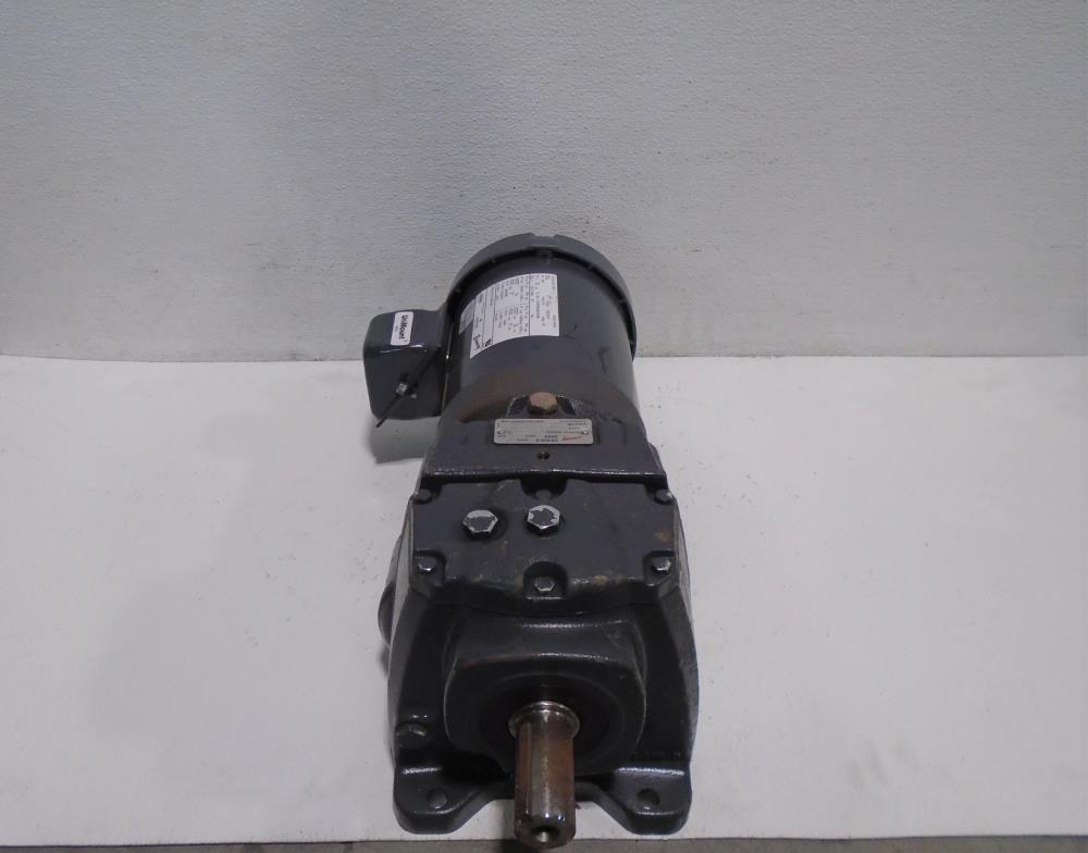 Browning Series 3000 Gearbox 145318-LA66-277863, 56:1 Ratio W/ 2 HP Motor