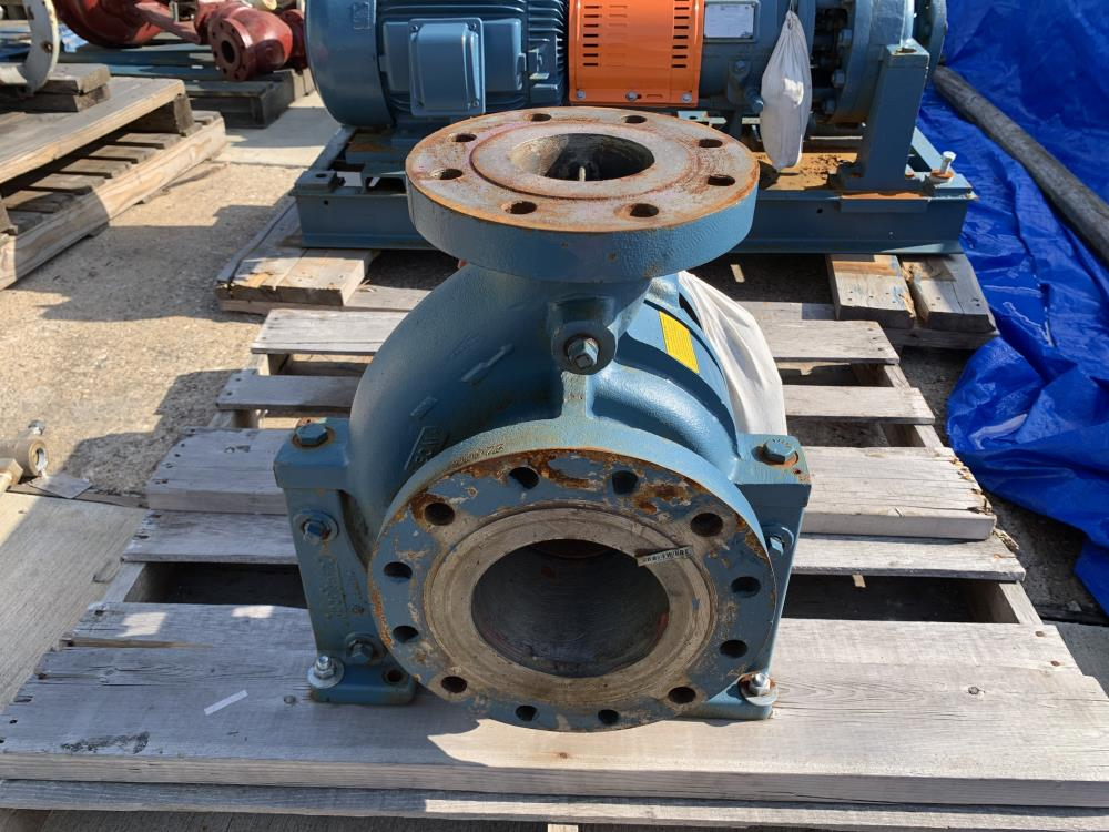 "MET-PRO Dean 4"" x 6"" x 8-1/2"" Centrifugal Pump, Model R4144, WCB 22"
