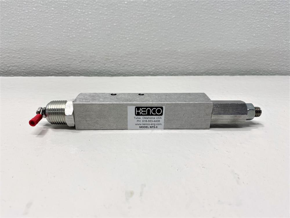 Kenco No-Flow Safety Switch NFS-6