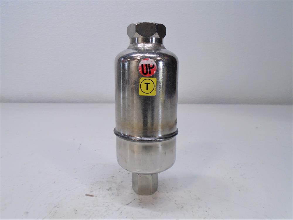 "Armstrong 11LD Liquid Drainer, 400 PSIG, 3/4"" NPT"
