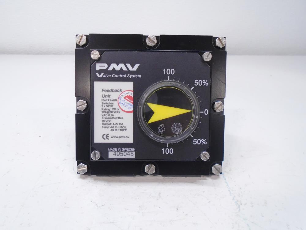 PMV 2 x SPDT Explosion Proof Feedback Unit F5EX-PXY-420