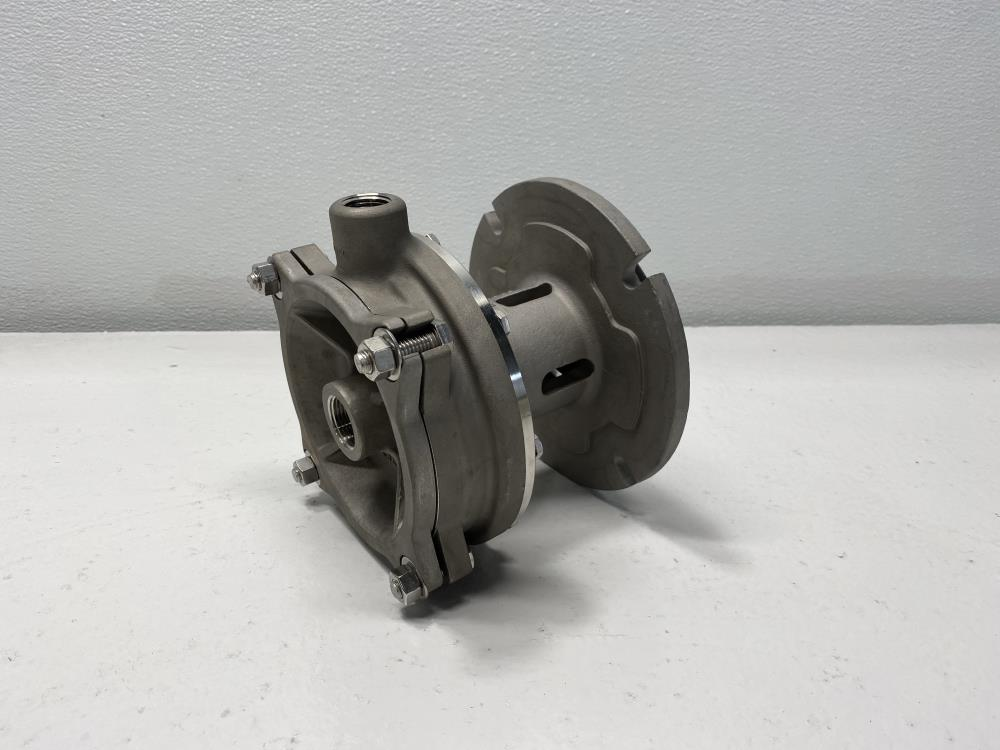 "Price Pump Co. 1/2"" NPT x 3/4"" NPT Centrifugal Pump 1MS50SS-412-21211-PEO"