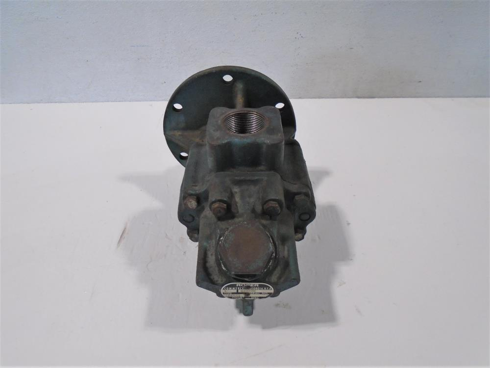 "Roper Gear Pump 18AM21, Type 1, 1-1/2"" NPT"