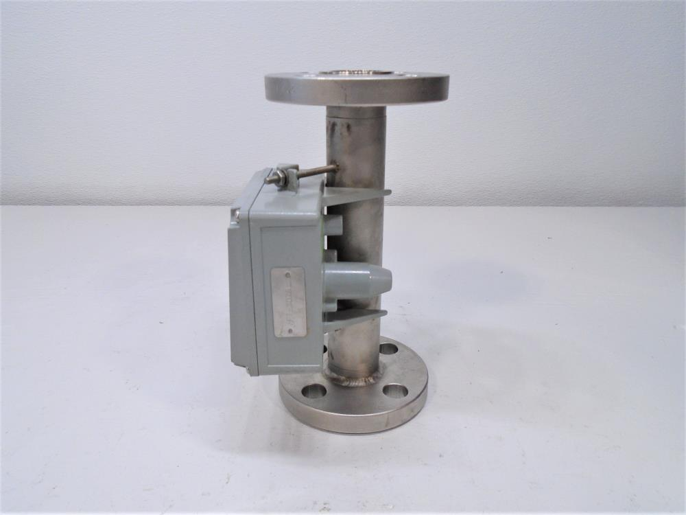 "Brooks MT 3809 1"" 300# Flanged Variable Area Flowmeter, 3809EB3ABHAA1A1"