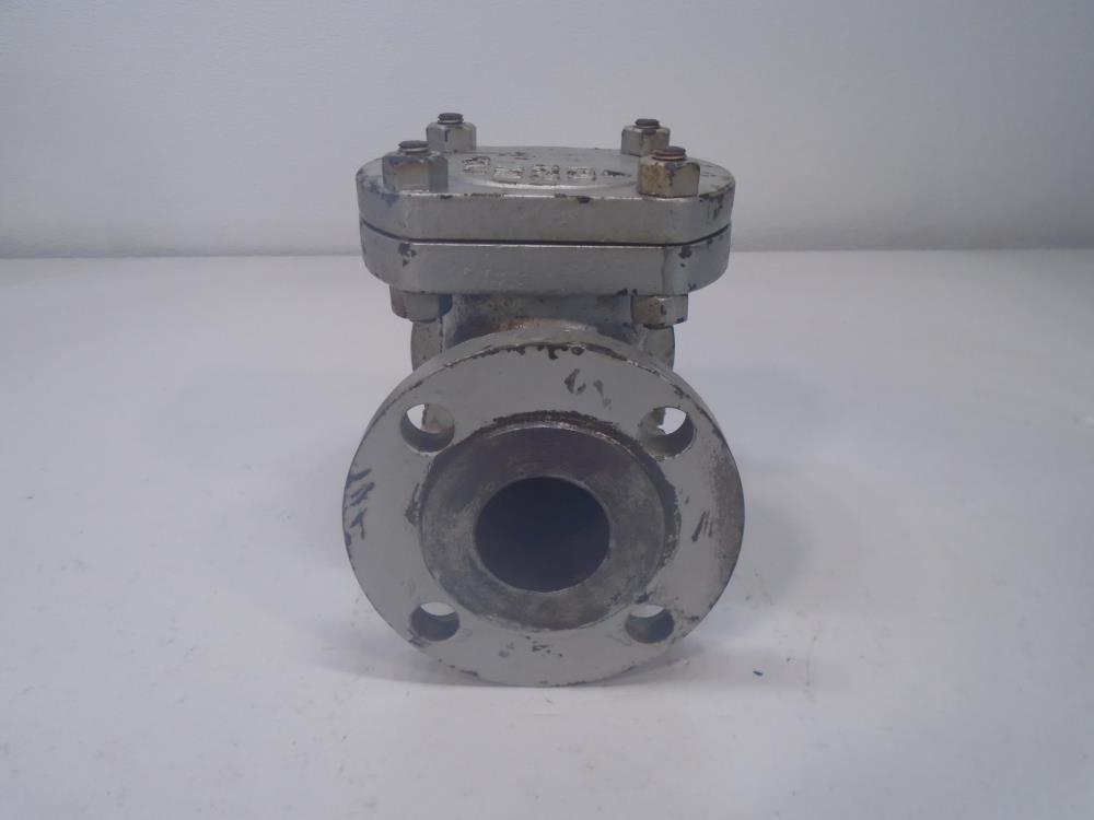 "Walworth 2"" 150# WCB Swing Check Valve, Fig. # 5341F"