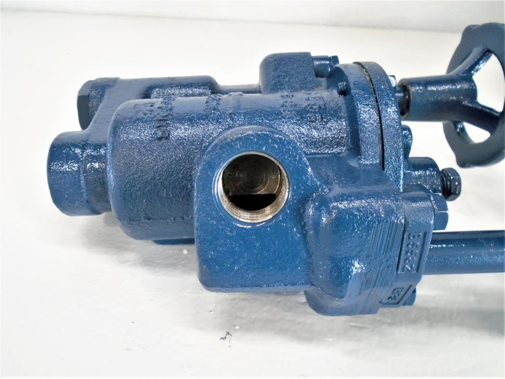 "Armstrong TVS 811 Steam Trap, 3/4"" NPT, 250/PN16, 125 PSIG"