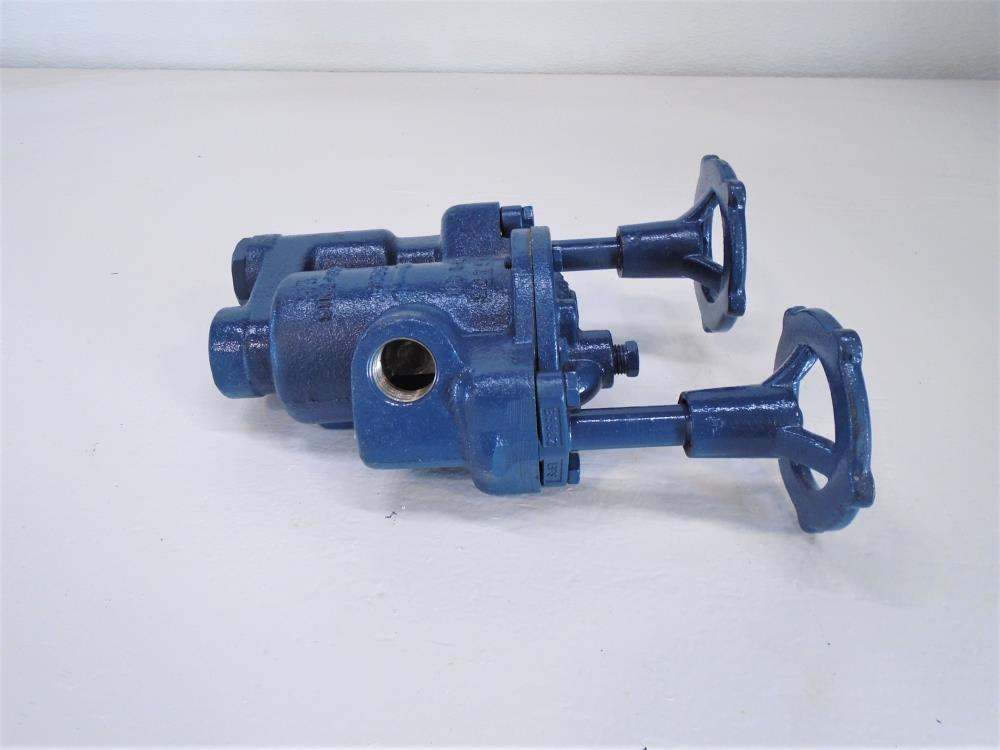 "Armstrong TVS 811 Steam Trap, 1/2"" NPT, 250/PN16, 125 PSIG"