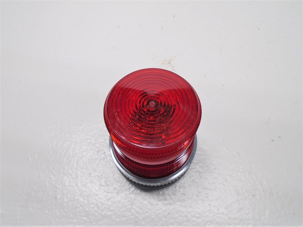 Edwards Adapta-Beacon Steady On LED Beacon Light, Red, 105SLEDR-N5