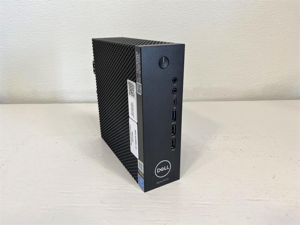 Honeywell Dell Wyse 5070 Extended Thin Client PC Computer Set TP-THNCL5-100