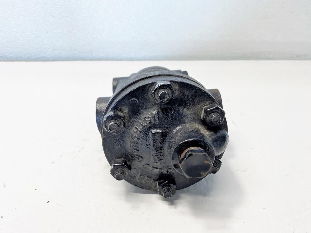 "Armstrong 981 Inverted Bucket Steam Trap 1/2"" NPT, 600 PSI, Carbon Steel"
