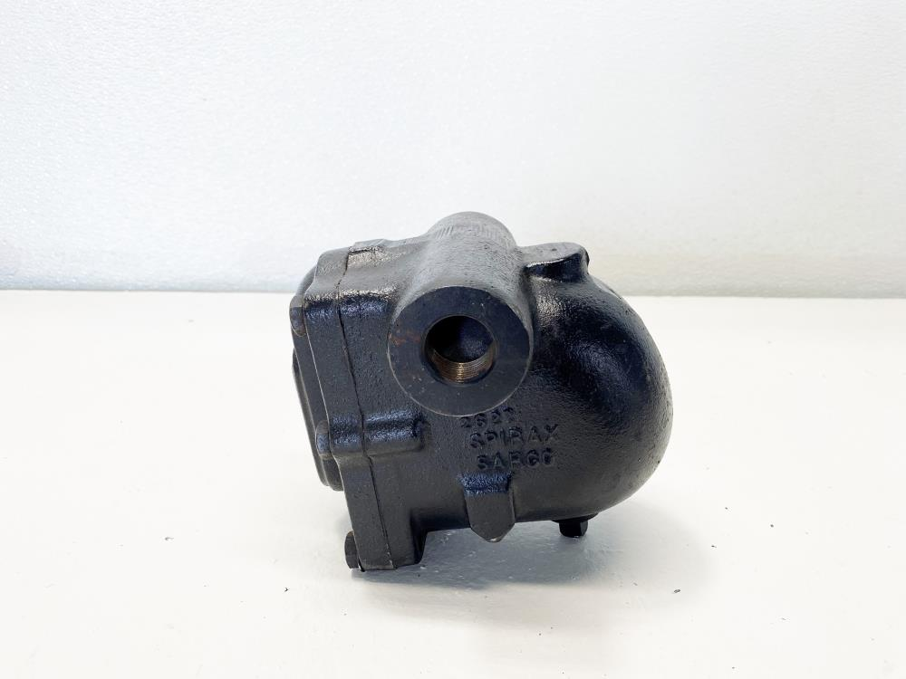"Spirax Sarco FTI-30 Float and Thermostatic Steam Trap 3/4"" NPT, 30# Carbon Steel"