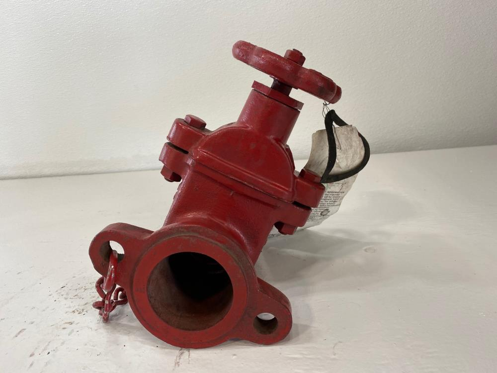 "Kennedy 2-1/2"" Fire Hose Hydrant Gate Valve 109XNS"