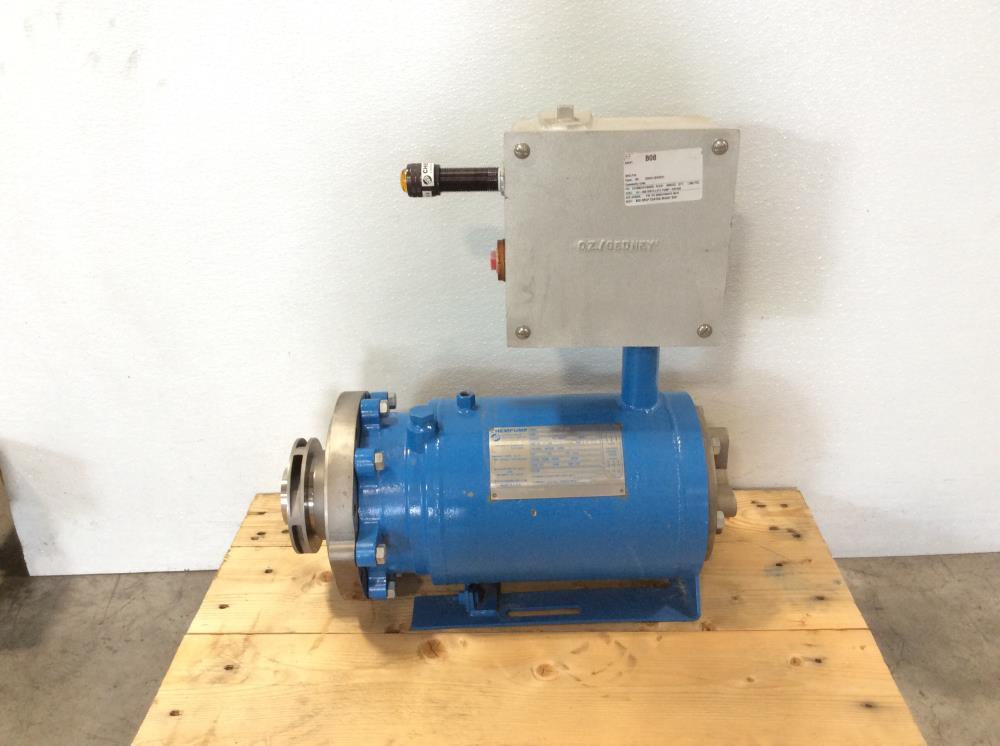 Teikoku ChemPump Canned Motor Pump NC-AB-6-N1-1S