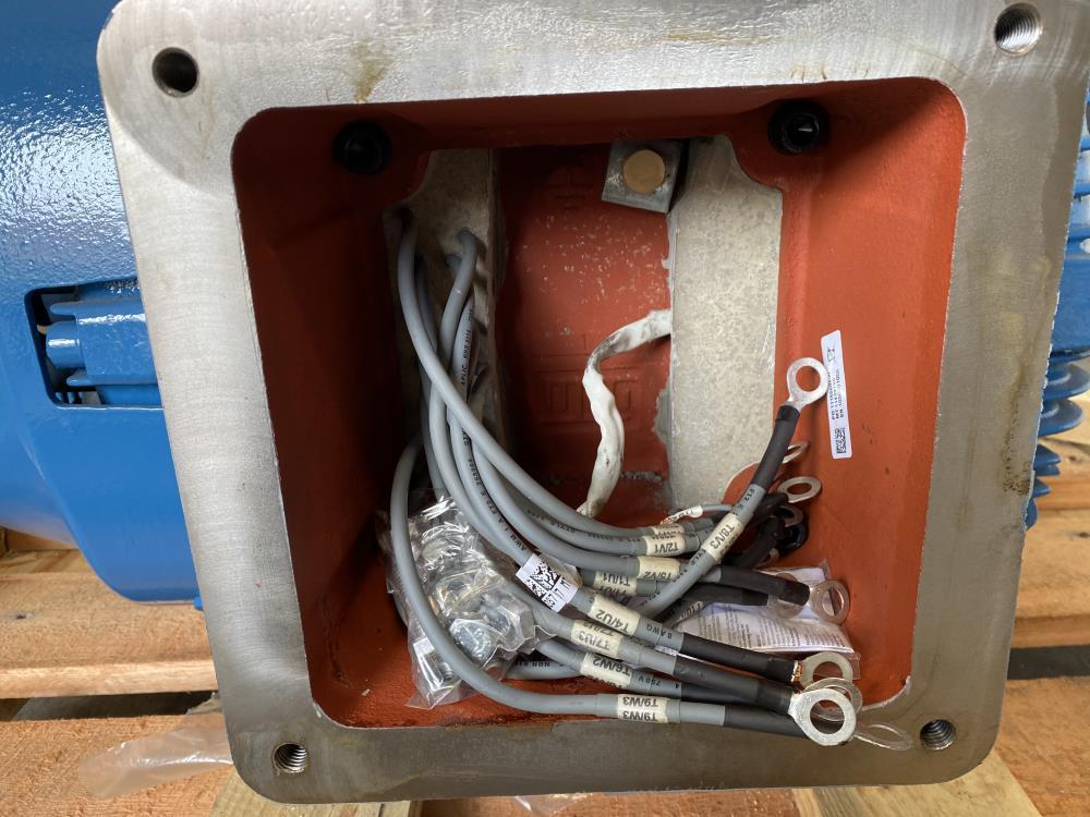 WEG W21X Inverter Duty Explosion Proof Motor 06018X13E364T, 60 HP, 1780 RPM