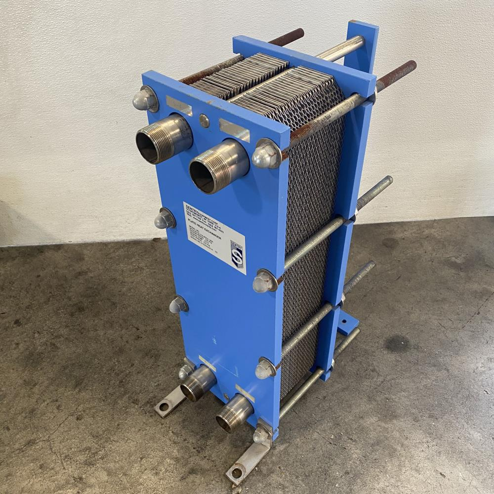 Sentry Plate Heat Exchanger, SPGC30-52-316-N25H-26H