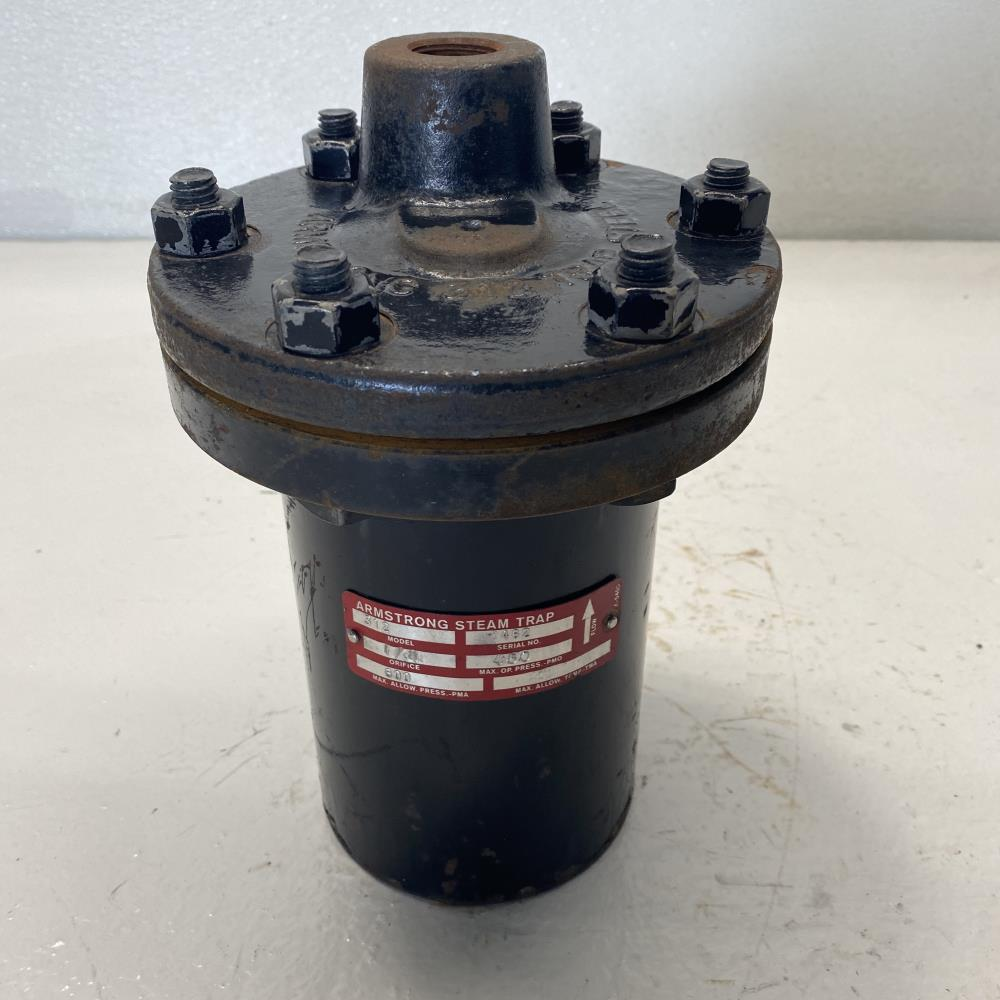 "Armstrong 312 Inverted Bucket Steam Trap 3/4"" NPT"