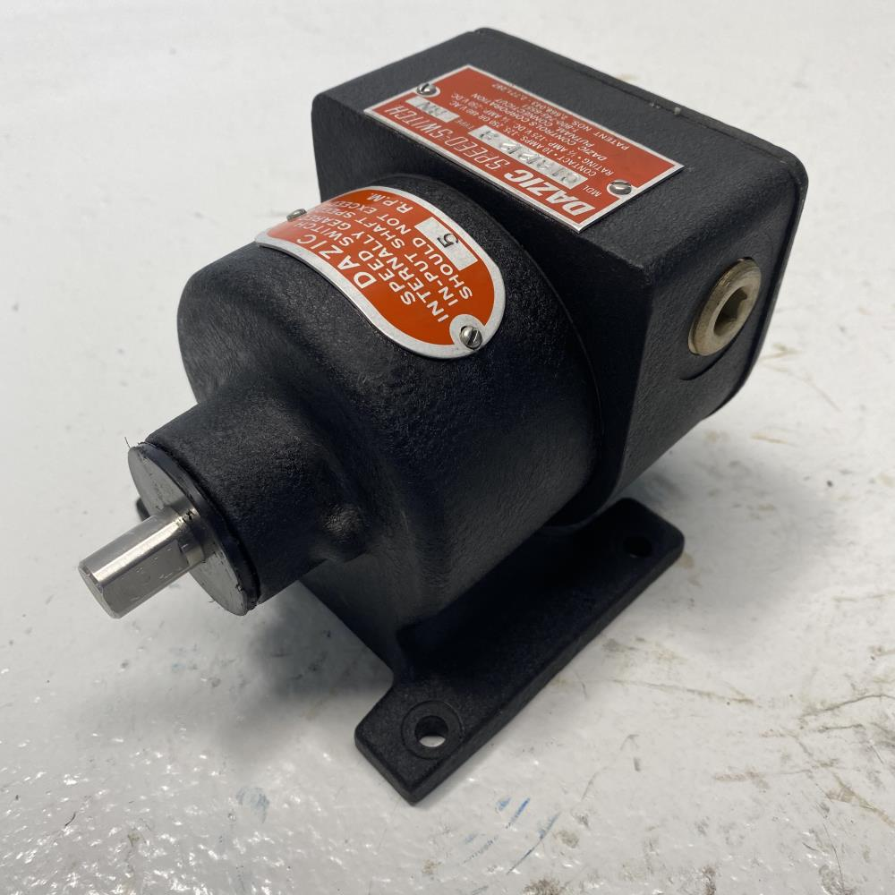 Dazic Speed Switch, CI81212 S, 10 Amps, 5 RPM