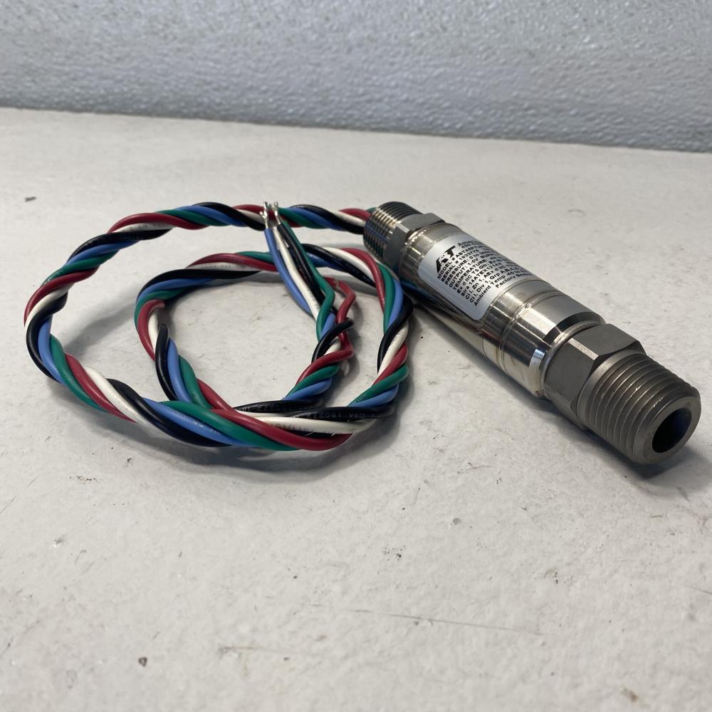 American Sensor 0 to 3000 PSI Pressure Transmitter AST46PT2P03000P3T1H129