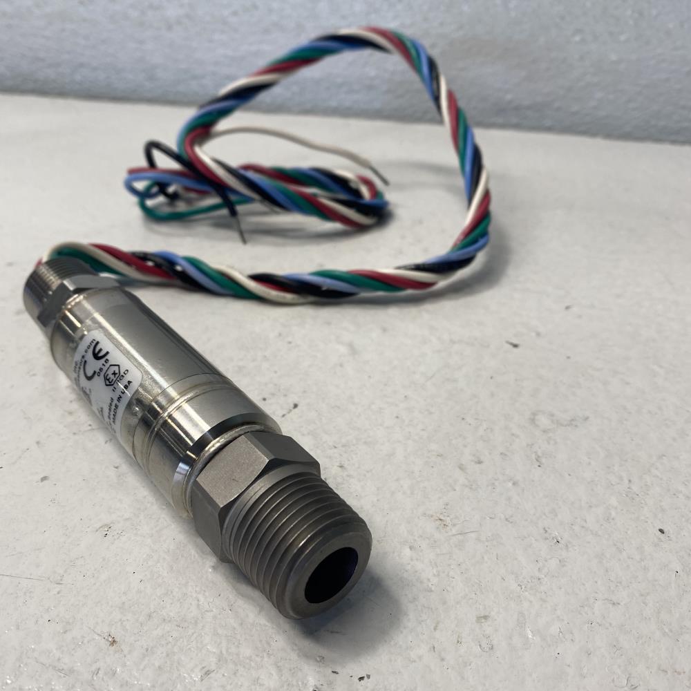 American Sensor 0 to 3000 PSI Pressure Transmitter AST46PT2P03000P3T1H184