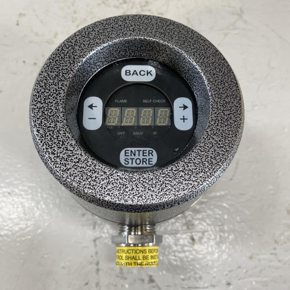 Honeywell U2 1010S Combination Viewing Head & Signal Processor Flame Monitor