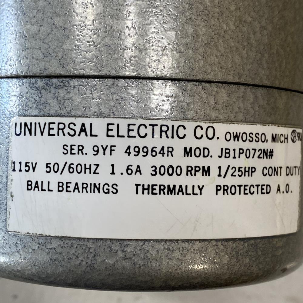 Neptune 4K Dyna-Pump W/ 1/25 HP Universal Electric Motor