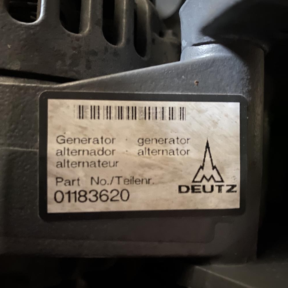 Deutz 2012 Series Diesel Engine Power Unit TCD 2012 L06 2V