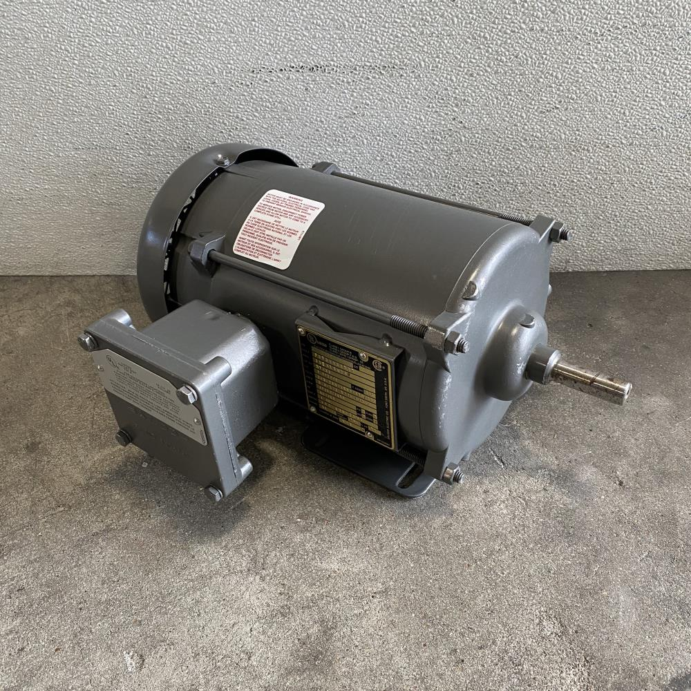 Baldor Electric Motor M7034 for Hazardous Locations 1 HP, 1725 RPM